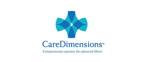 Care Dimensions healthcare logo