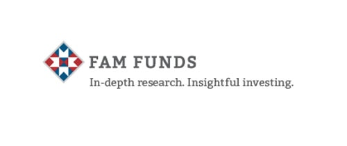 FAM Funds asset management and financial services logo