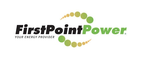 First Point Power utility service logo