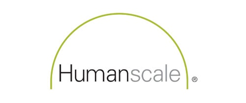 Humanscale furniture catalog logo