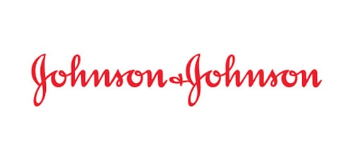 Johnson & Johnson J&J logo