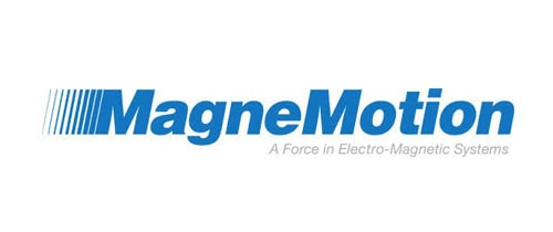 MagneMotion systems online catalog logo
