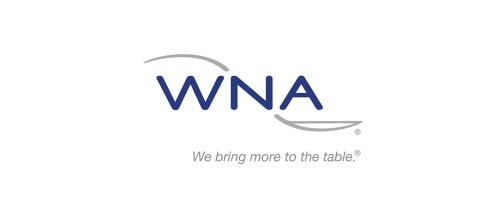 WNA online catalog and eCommerce logo